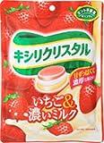 クラフトフーズ キシリクリスタル いちご&濃いミルク 68g×6個
