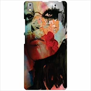 Lenovo A7000 - PA030023IN Back Cover - Silicon Awesome Designer Cases