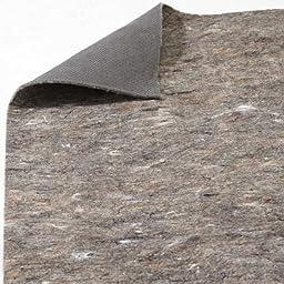 Premier Plush Underlay Rug w Carpet Fibers (4 ft. x 6 ft.)