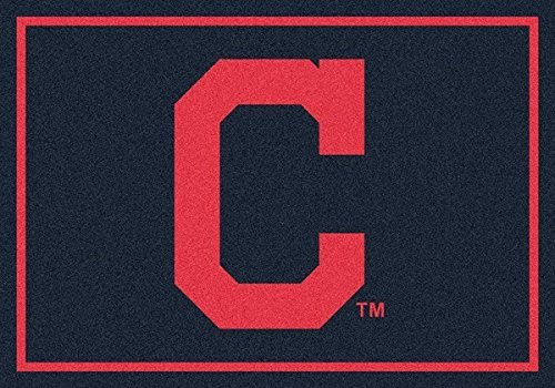 Cleveland Indians Milliken MLB Team Spirit Area Rug (10'9