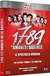 1789 : Les amants de la Bastille [Blu...