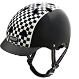 Nutcase Checkerboard Street Helmet, Small