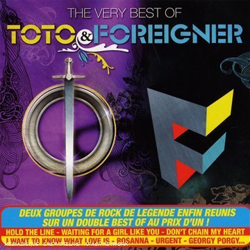 Toto - The Very Best Of Toto - The Very Best Of Foreigner - Zortam Music