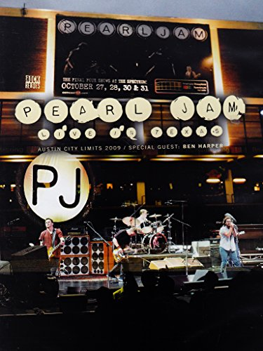 Pearl Jam - Live in Texas