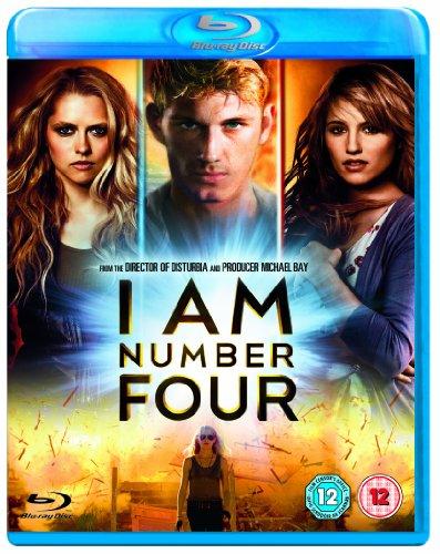 Я – Четвертый / I Am Number Four (2011) BDRip 1080p