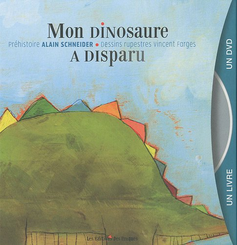 Mon dinosaure a disparu - Livre + DVD