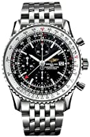 Breitling Navitimer World GMT Mens Watch A2432212/B726 by Breitling