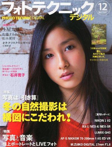 フォトテクニックデジタル 2012年 12月号 [雑誌]