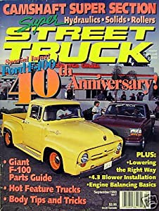 Ford F-100 40th Anniversary Special Issue! - 10/1993