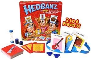 Juegos Hedbanz [Importado de Inglaterra]