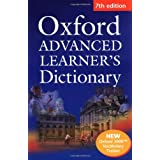 Oxford Advanced Learner's Dictionary: Paperback with Oxford 3000 Vocabulary Trainer and Compass CD-ROMby Oxford