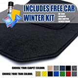 Toyota Prius Classic Tailored Car Mats (2009-) with FREE Winter Kit worth £9.99