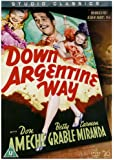 Down Argentine Way- Studio Classics [Import anglais]