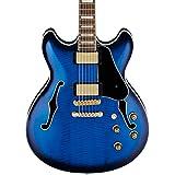 Ibanez Artcore AS93 Electric Guitar Blue Sunburst