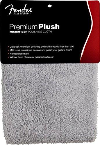 Fender Premium Plush Microfiber Polishing Cloth (Fender Guitar Cleaner compare prices)