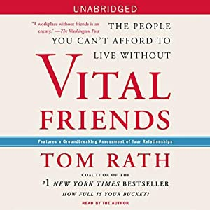 Vital Friends Audiobook