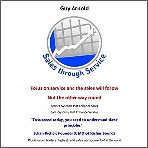 Sales through Service Audiobook