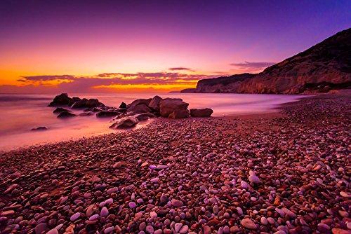 111217-72-twilight-a-kourion-spiaggia-foto-artistiche-opache-ora-blu-paesaggio-migliore-per-casa-e-u