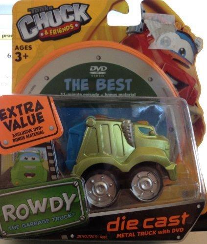 Tonka Chuck & Friends Rowdy + DVD - 1