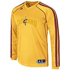 NBA Cleveland Cavaliers On-Court Shooting Jersey by adidas