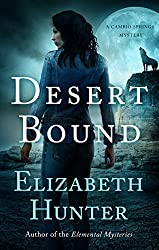 Desert Bound: A Cambio Springs Mystery (English Edition)