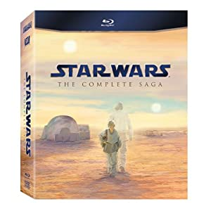 Star Wars: The Complete Saga (Episodes I-VI) on Blu-ray