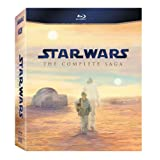 """Star Wars: The Complete Saga (Episodes I-VI) [Blu-ray] (Blu-ray)By Mark Hamill        Buy new: $87.0075 used and new from $67.01    Customer Rating:     First tagged """"skywalker"""" by Jaquen"""