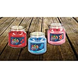 Confection Candles Watermelon Blue Raspberry Cherry Jolly Ranchers Set Of 3