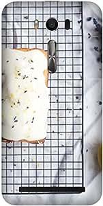 Bake Printed Back Cover Case For Asus ZENFONE 2 LASER ZE500KL