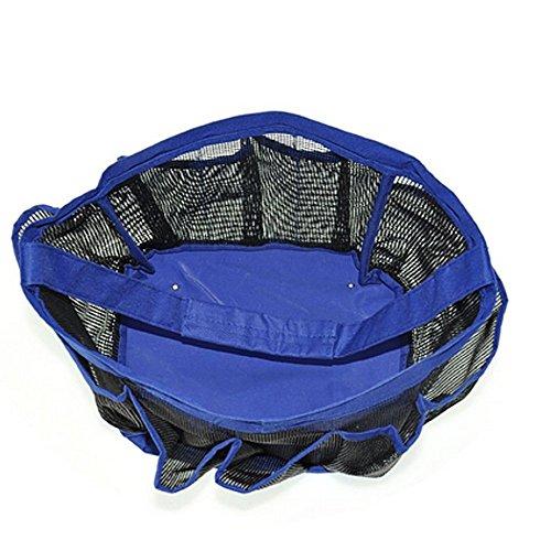 Shower Caddy - Waterproof Mesh Storage Tote Bag Organizer Eight (8 ...