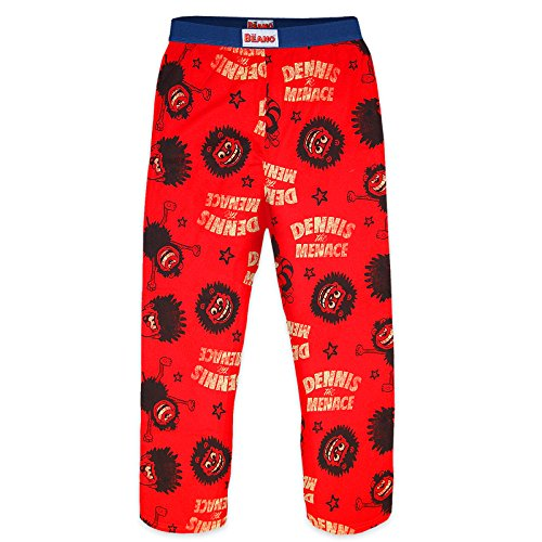 the-beano-dennis-the-menace-official-gift-mens-lounge-pants-pyjama-bottoms-small