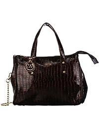 Brandvilla Crocodile Handbag Women (Hand-held Bag)