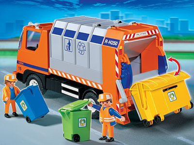 PLAYMOBIL® 4418 - Stadtleben Aktion