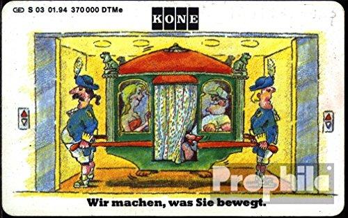 BRD (BR.Deutschland) S171 S 03/94 gebraucht 1994 Kone (Telefonkarten für Sammler)