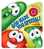 img - for God Made You Special!: A VeggieTales Book (VeggieTales (Candy Cane Press)) book / textbook / text book