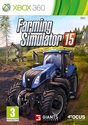 Farming Simulator 15 Used (XBOX 360)