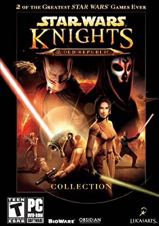 Star Wars Knights of the Old Republic I and II PC Bundle Pack