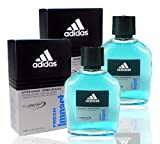 2x Adidas Aftershave Fresh Impact je 100ml