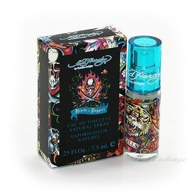 Ed Hardy Hearts & Daggers For Men By Christian Audigier, Eau De Toilette Spray 3.4 Oz