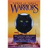 Warriors: Power of Three Box Set Volumes 1 to 6by Erin L. Hunter