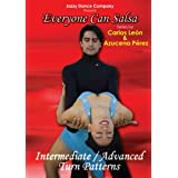 Everyone Can Salsa Series: Intermediate/Advanced Turn Patterns