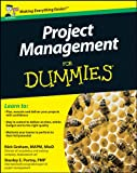 img - for Project Management For Dummies book / textbook / text book