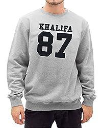 Khalifa 87 Sweater Grey