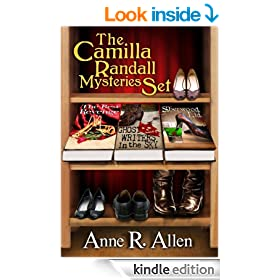 The Camilla Randall Mysteries 3-in-1 Box Set