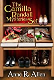 img - for The Camilla Randall Mysteries 3-in-1 Box Set book / textbook / text book