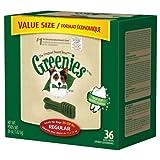 Greenies Dental Chews for Dogs, Regular, 36-Ounces, 36-Treat