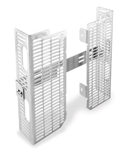 Devol Radiator Guard Aluminum for Suzuki RM85 RM 85 03-09
