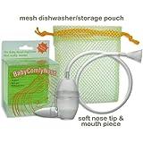 BabyComfyNose Nasal Aspirator Crystal   #1 Tested Snot Sucker