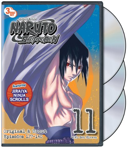 Shippuden Box Set 11