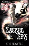 img - for Sacred Sex (Naughty Hot Shots) book / textbook / text book